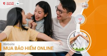 thiết kế website Mua Bảo Hiểm Online